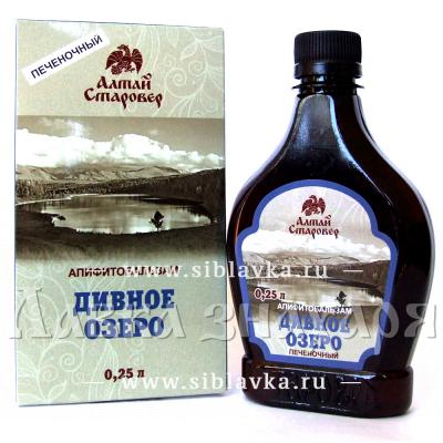 Алтайский бальзам для печени «Дивное озеро»