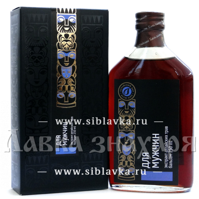 Купить Бальзам «Алтайский дар» Для мужчин