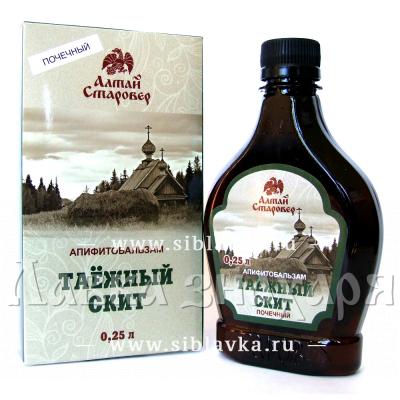Алтайский бальзам для почек «Таежный скит»