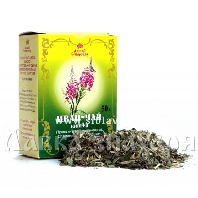 Иван-чай (кипрей)