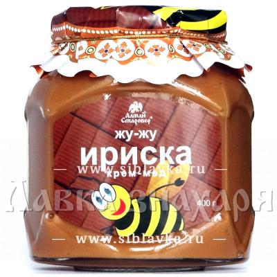 Крем-мед «Ириска» для детей