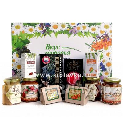 Купить Набор «Вкус здоровья» подарочный