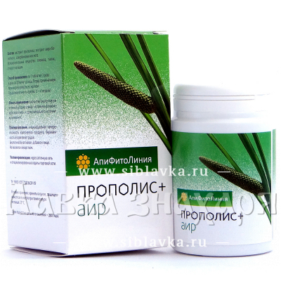 Апифитокомплекс «Прополис + Аир» для желудка