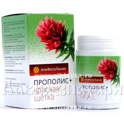 Купить Апифитокомплекс «Прополис + Красная щетка» общеукрепляющий
