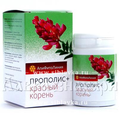 Апифитокомплекс «Прополис + Красный корень» для мужского здоровья