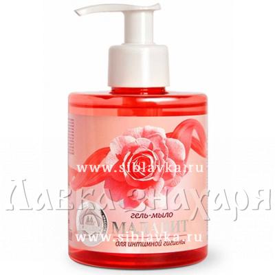 Купить Гель-мыло «Малавит» для интимной гигиены