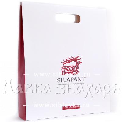 Купить Подарочный набор «SILAPANT» №4 Молочко для тела + фитокрем для рук + фитокрем для ног