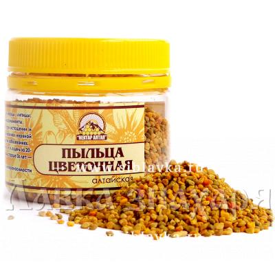 Пыльца цветочная «Алтайская» обножка