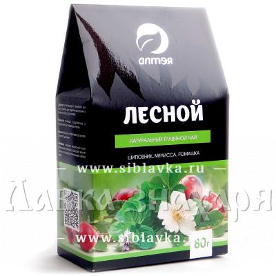 Травяной чай «Лесной» (шиповник, дущица, ромашка, мелиса)