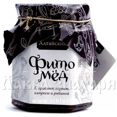 Купить Фитомед «Алтайский» с красным корнем, рябиной и кипреем
