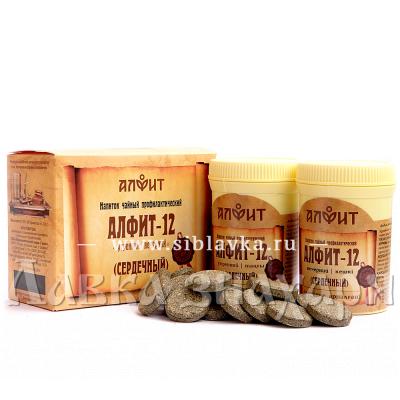 Купить Сбор трав «Алфит-12» сердечный