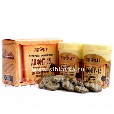 Купить Сбор трав «Алфит-15» для профилактики аллергии