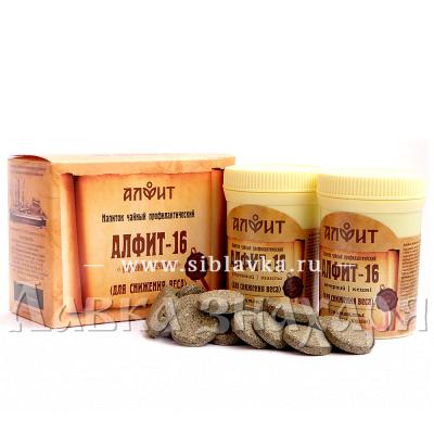 Купить Сбор трав «Алфит-16» для снижения веса