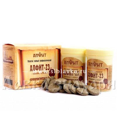 Купить Сбор трав «Алфит-23» кровоочистительный