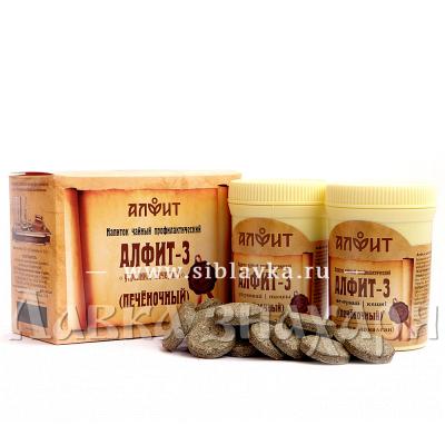 Купить Сбор трав «Алфит-3» печеночный