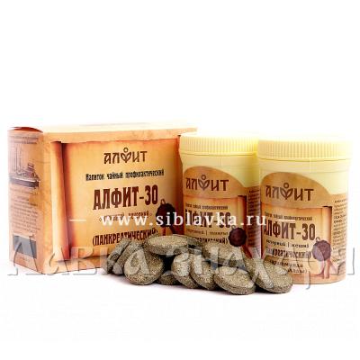 Купить Сбор трав «Алфит-30» панкреатический
