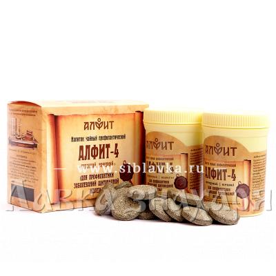 Купить Сбор трав «Алфит-4» для щитовидной железы