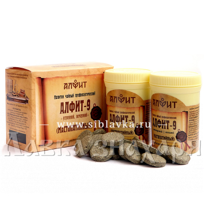 Купить Сбор трав «Алфит-9» мастопатийный