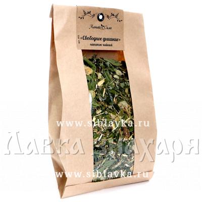 Купить Сбор трав «Свободное дыхание» при бронхиальной астме