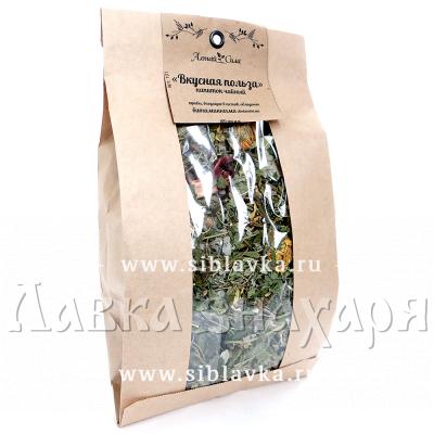 Купить Сбор трав «Вкусная польза» витаминный